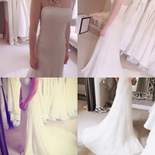 Win this Designer Vintage Wedding Dress from Sarah Elizabeth Bridal Boutique